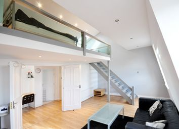 Thumbnail 1 bed maisonette to rent in The Cut, London