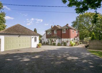 Thumbnail 5 bed detached house for sale in Church Road, Catsfield, Battle, East Sussex