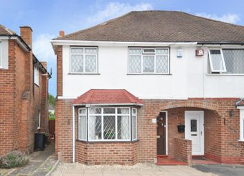 Thumbnail 3 bedroom semi-detached house for sale in Bodenham Road, Northfield, Birmingham