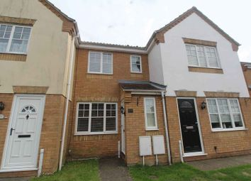 Thumbnail 2 bed terraced house for sale in El Alamein Way, Bradwell, Great Yarmouth