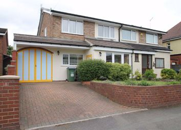 Thumbnail 3 bed semi-detached house for sale in George Road, Oldbury, West Midlands