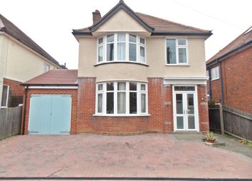Thumbnail 3 bed detached house for sale in Cowley Road, Felixstowe