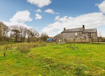 Thumbnail 6 bed farmhouse for sale in Town Head Farmhouse, West Hall, Brampton, Cumbria