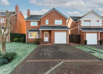 4 bed detached house for sale in Woodgrove Road, Dumfries DG1
