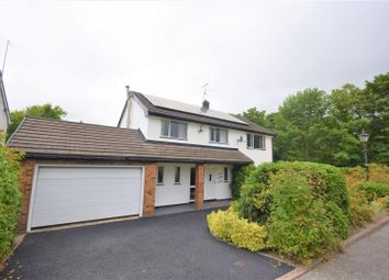 Thumbnail 4 bed detached house for sale in Whiteoaks, Bwlchgwyn, Wrexham