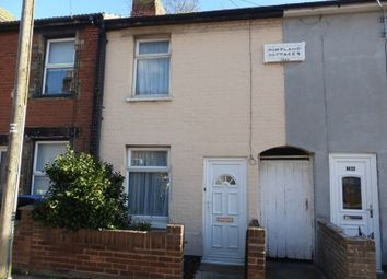 Thumbnail 2 bedroom terraced house for sale in Arnold Street, Lowestoft