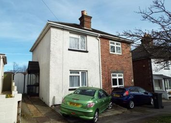 Thumbnail 2 bedroom semi-detached house for sale in Hatch Pond Road, Poole