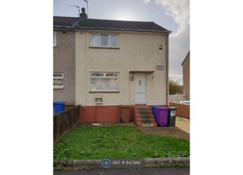 Thumbnail 2 bed end terrace house to rent in Davaar Road, Saltcoats
