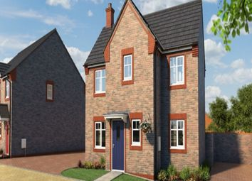 Thumbnail 3 bed semi-detached house for sale in The Blackthorne, The Paddocks Wellington Road, Horsehay, Telford