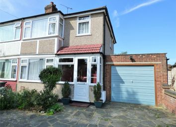 Thumbnail 3 bed end terrace house for sale in Lee Road, Perivale, Greenford, Greater London
