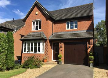 Thumbnail 3 bedroom detached house for sale in Wheeler Close, Pewsey, Wiltshire