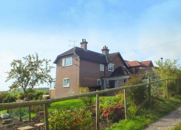Thumbnail 2 bed semi-detached house for sale in Wootton Fitzpaine, Bridport
