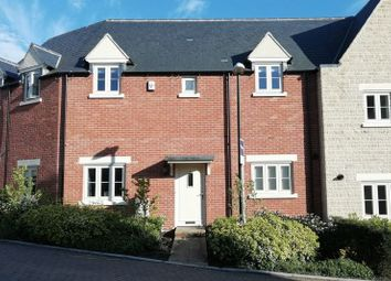 Thumbnail 3 bed terraced house for sale in Shilham Way, Cirencester, Gloucestershire.