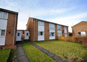 Thumbnail 2 bed flat for sale in Norton Close, Chester Le Street
