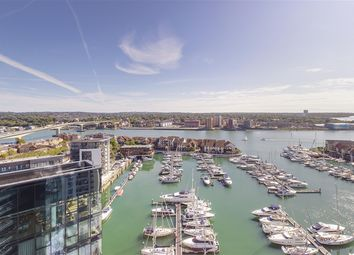 Thumbnail 3 bed flat to rent in The Moresby Tower, Admirals Quay, Ocean Way, Ocean Village, Southampton, Hampshire