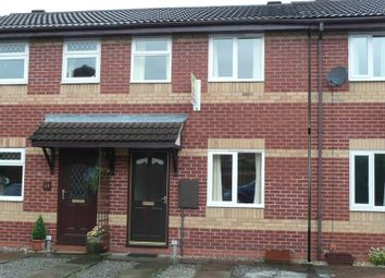Thumbnail 2 bed property to rent in Springfield Court, Leek, Staffordshire