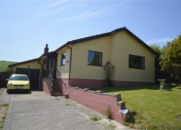 Thumbnail 3 bed detached bungalow for sale in The Seagulls, Ffordd Y Fulfran, Borth, Ceredigion