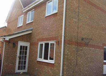 Thumbnail 2 bed semi-detached house to rent in Holland Close, Bourne, Lincolnshire