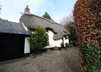 Thumbnail 3 bed cottage for sale in Durnstown, Sway, Lymington