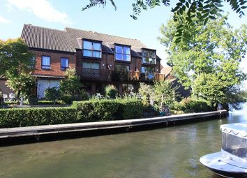 Thumbnail 3 bed town house for sale in Temple Mill Island, Marlow, Buckinghamshire