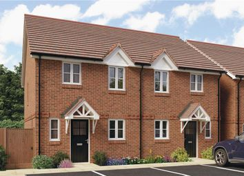 "Thumbnail 2 bed semi-detached house for sale in ""Hawthorne"" at Worthing Road, Southwater, Horsham"