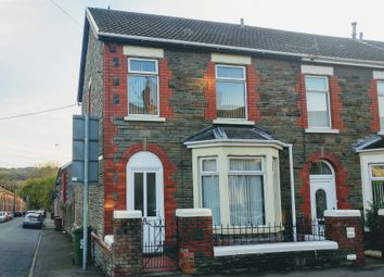 Thumbnail 3 bed end terrace house for sale in Standard Street, Trethomas, Caerphilly
