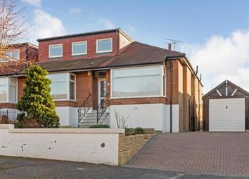 Thumbnail 4 bed bungalow for sale in Ravenstone Drive, Giffnock, Glasgow, East Renfrewshire