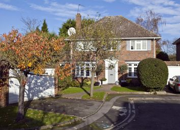 Thumbnail 4 bed detached house to rent in Woodlands Close, Claygate