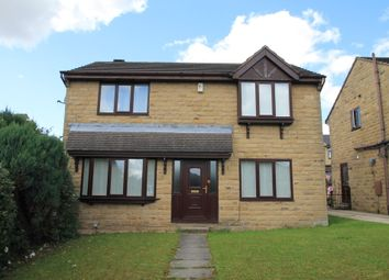 Thumbnail 3 bed detached house to rent in Sandringham Avenue, Pudsey