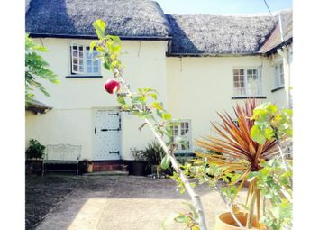Thumbnail 4 bed cottage for sale in Fore Street, Morchard Bishop