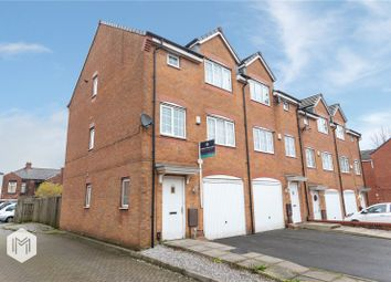 Thumbnail 4 bed end terrace house for sale in Reed Close, Farnworth, Bolton, Greater Manchester