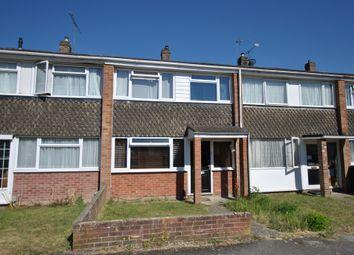Thumbnail 3 bed terraced house for sale in Combe Road, Tilehurst, Reading