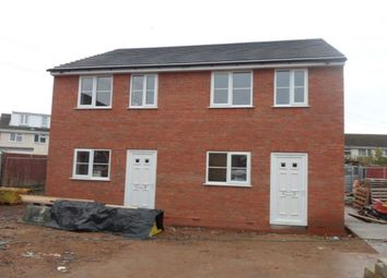 Thumbnail 2 bed semi-detached house for sale in Mavor Drive, Bedworth