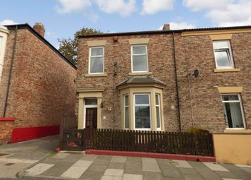 Thumbnail 3 bed terraced house for sale in Prudhoe Terrace, North Shields