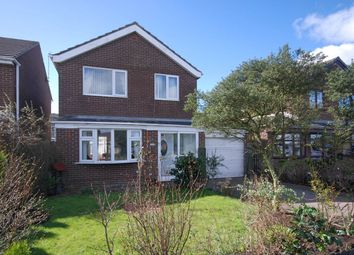 Thumbnail 3 bed detached house for sale in Bradley Close, Ouston, Chester Le Street