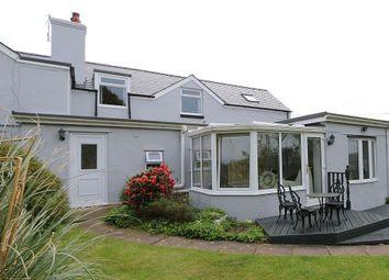 Thumbnail 3 bed semi-detached bungalow for sale in Llanfaelog, Rhosneigr, Gwynedd