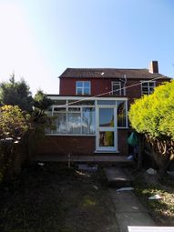 Thumbnail 4 bedroom end terrace house to rent in Dudley, West Midlands