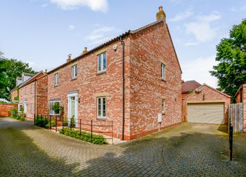 Thumbnail 4 bed detached house for sale in 2 The Homestead, Selby Road, Wistow, Selby