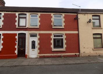 Thumbnail 3 bed terraced house for sale in Brook Street, Taibach, Port Talbot, Neath Port Talbot.