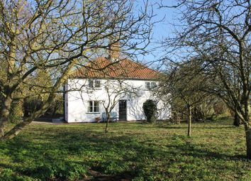 Thumbnail 4 bed detached house for sale in Elms Lane, Wangford, Beccles
