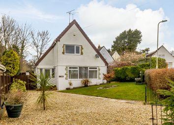 Thumbnail 3 bed detached house for sale in Parkfields Road, Bridgend