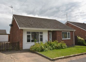 Thumbnail 3 bed detached bungalow to rent in St. Davids Road, North Hykeham, Lincoln