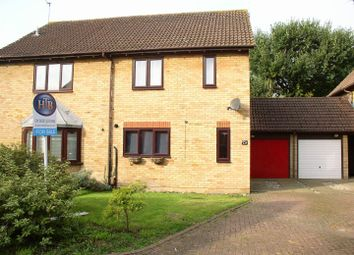 Thumbnail 3 bed semi-detached house for sale in Mistys Field, Walton-On-Thames
