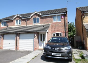 Thumbnail 3 bed semi-detached house for sale in Viscount Evan Drive, Newport
