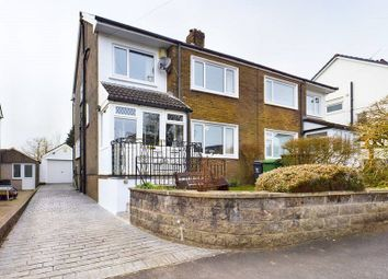 Thumbnail 3 bed semi-detached house for sale in 51 Caer Wenallt, Pantmawr, Cardiff.