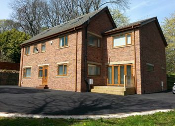 Thumbnail 5 bedroom detached house for sale in Hyrst Garth, Batley