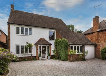 Thumbnail 4 bed detached house for sale in The Oaks, West Byfleet