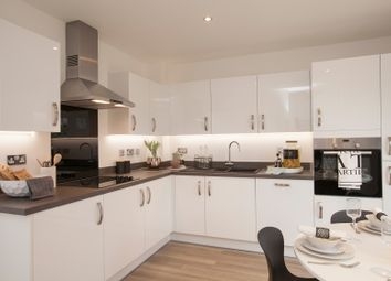 "Thumbnail 2 bed terraced house for sale in ""The Hindhead"" at Pershore Road, Evesham"