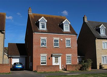 Thumbnail 6 bed detached house for sale in Swansley Lane, Lower Cambourne, Cambourne, Cambridge