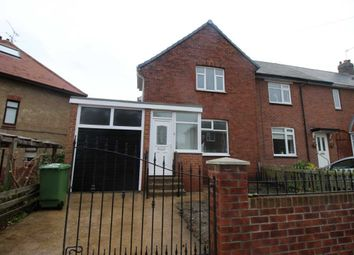 Thumbnail 2 bed end terrace house to rent in Falmouth Road, Sunderland, Sunderland